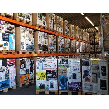 Mixpalette Mischpalette mit Haushaltswaren Markenwaren, wie AEG PHILIPS TEFAL MEDION etc.