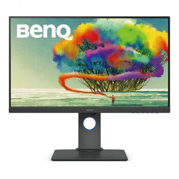 BenQ 68,6cm PD2700U  16:9 DP/mDP/HDMI bk.lift/piv.spk.UHD 9H.LHALB.QBE