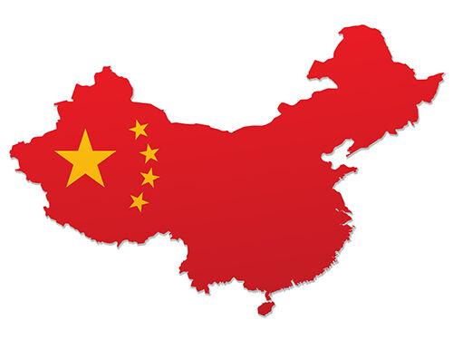 Karte China