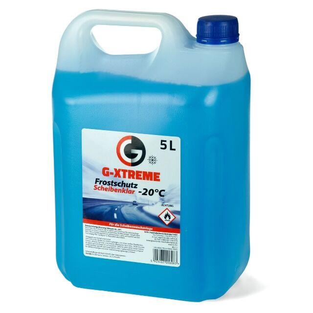 Frostschutzmittel 5 Liter für Scheibenwischanlage