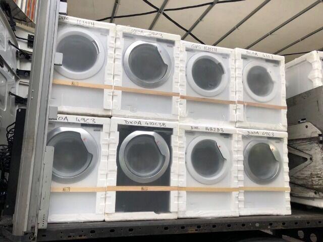 Waschmaschienen von Hoover mit 8, 9 und 10kg