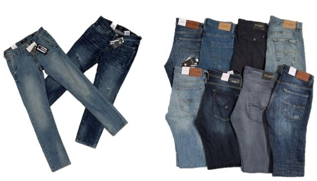 Guess Jeans Herren Markenhosen