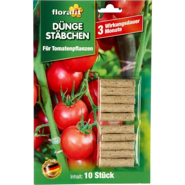 Düngestäbchen für Tomaten
