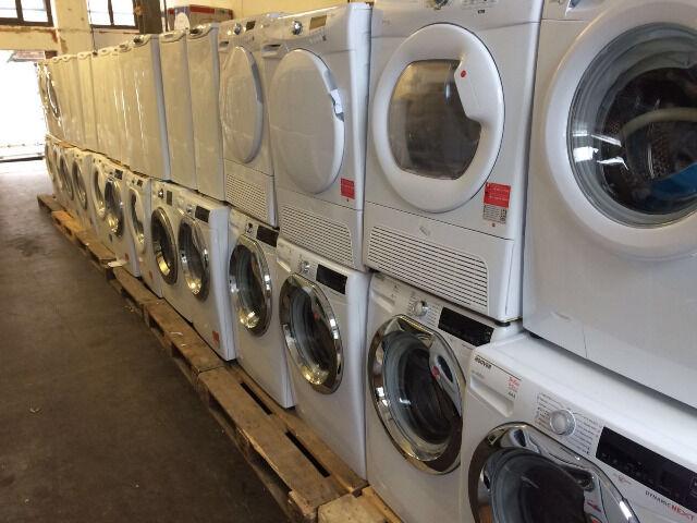 Waschmaschinen und Trockner - Retourware