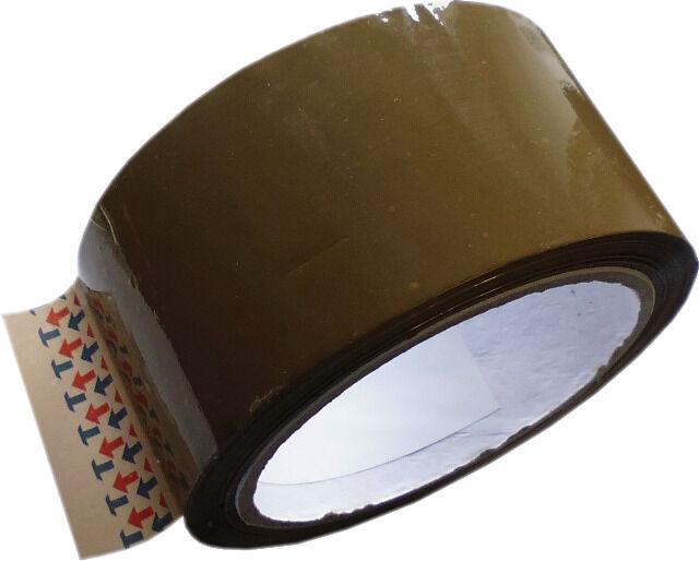 Paket-Klebeband braune Rolle
