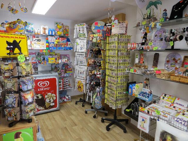 Gesch&ftsauflösung eines Ladenlokals