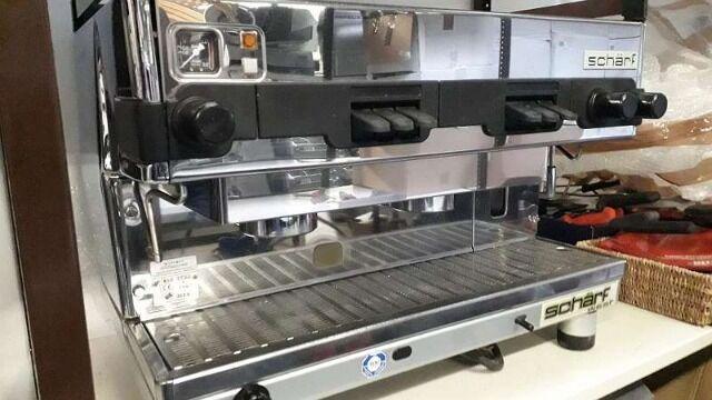 Kaffeemaschine Schärf