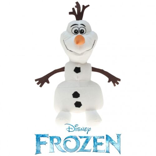 Plueschtier Disney Frozen Olaf der Schneemann 30cm Kuscheltier