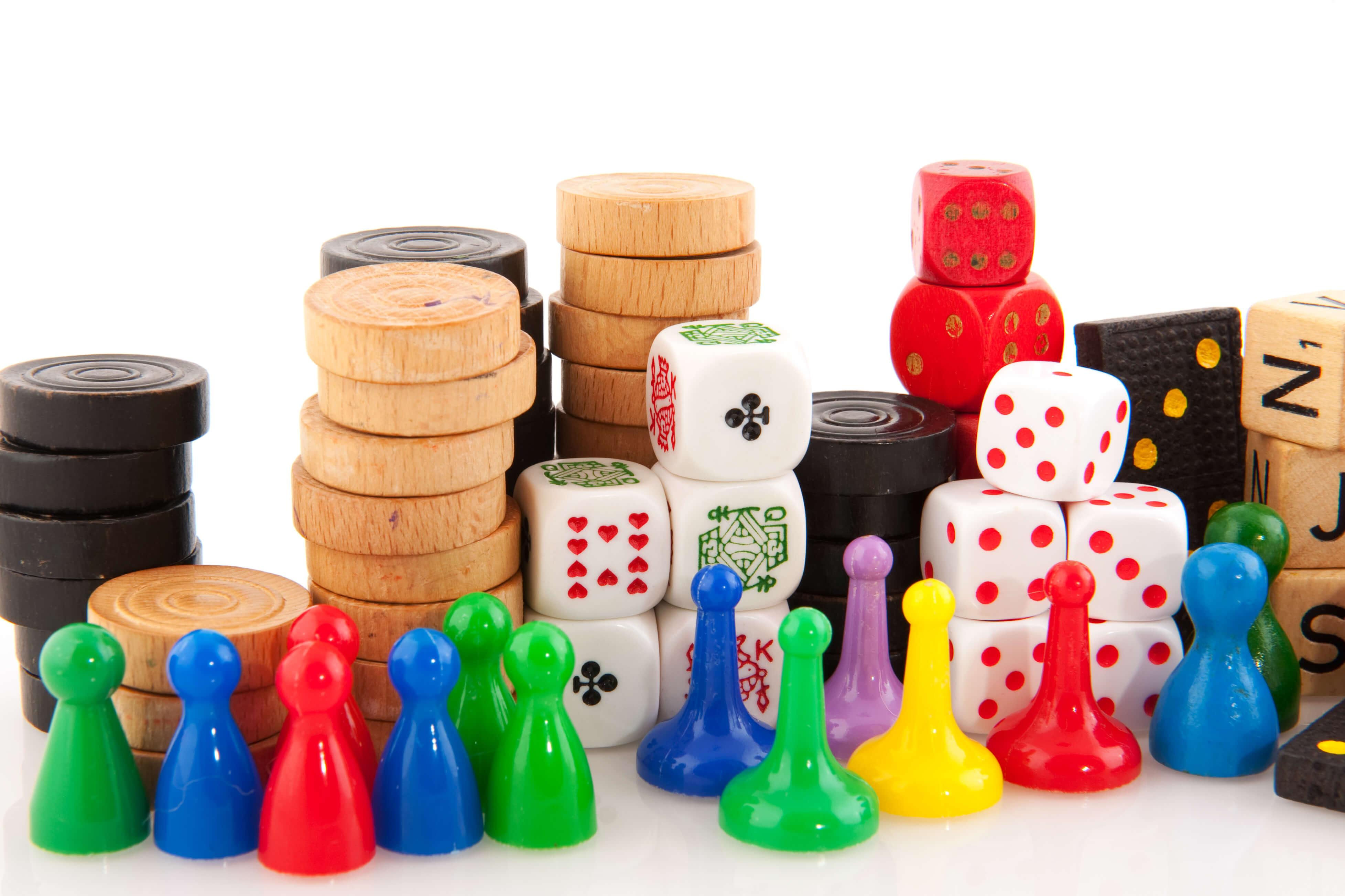 Spielzeug und Games im Grosshandel