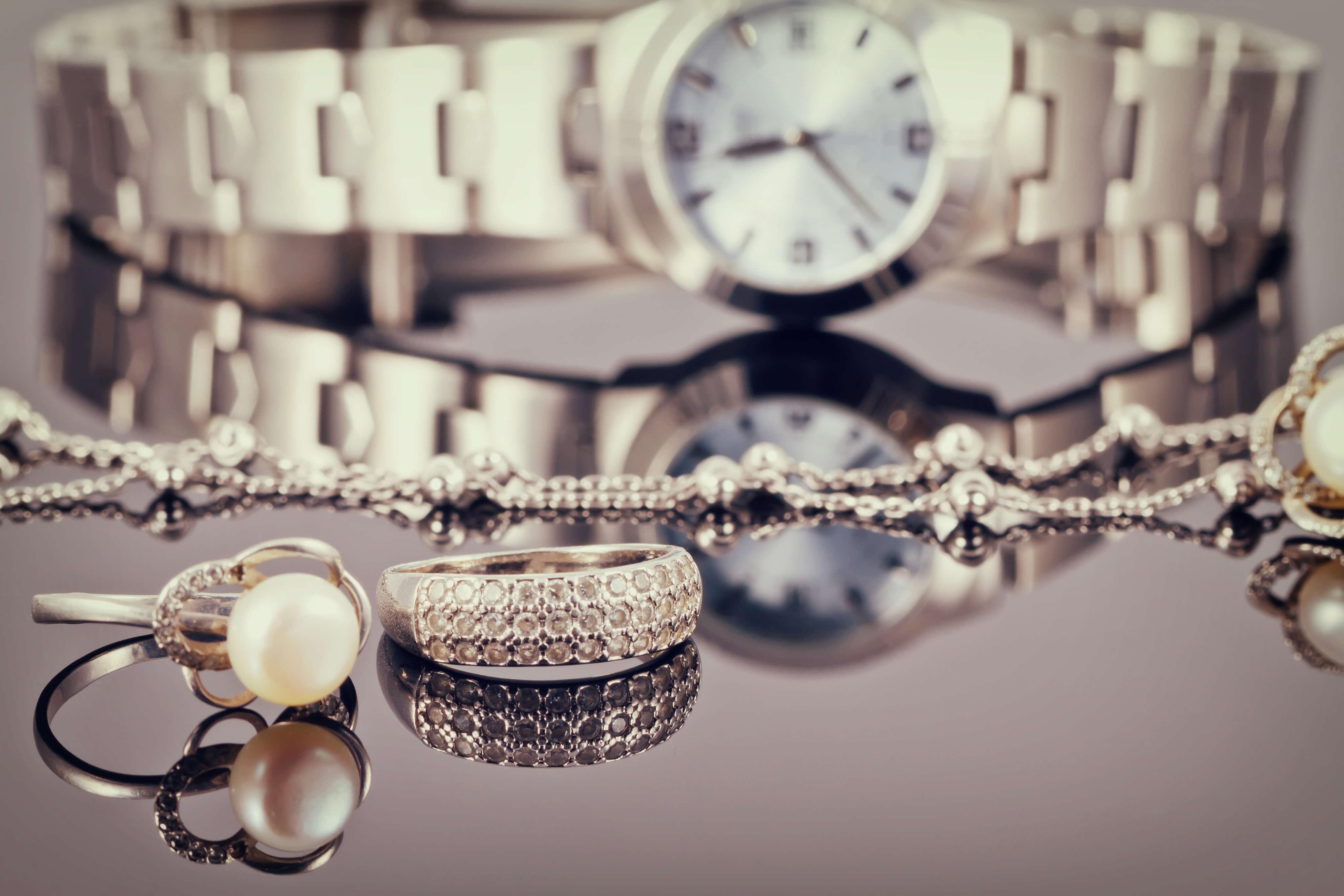 Uhren und Schmuck im Grosshandel
