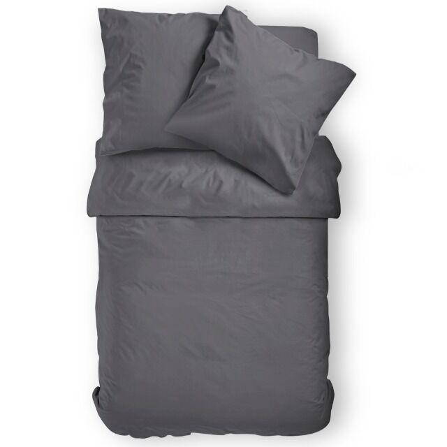 Uni-Farbe Renforc Bettwäsche