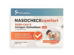 lepu Nasocheckcomfort SARS Cov 2 Antigen Corona Schnelltest kaufen