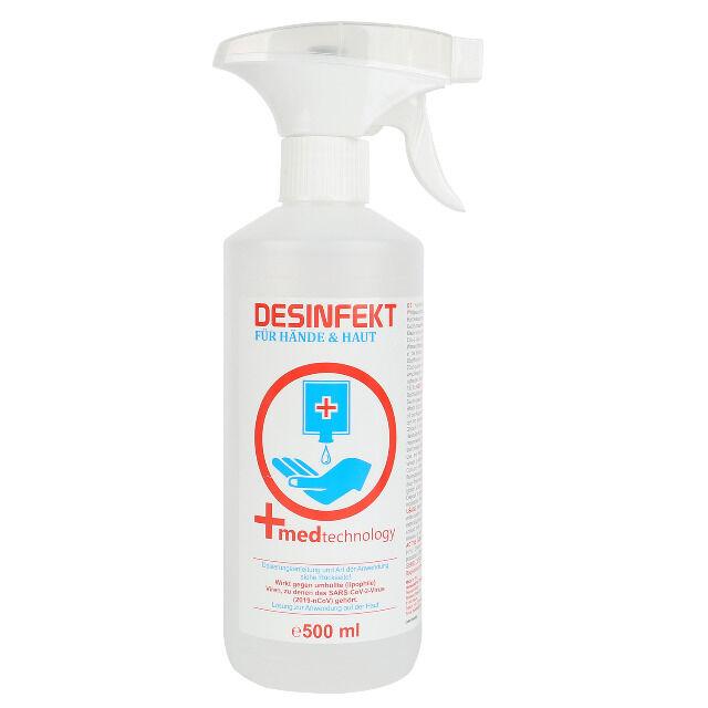 Desinfektionsmittel antibakteriell