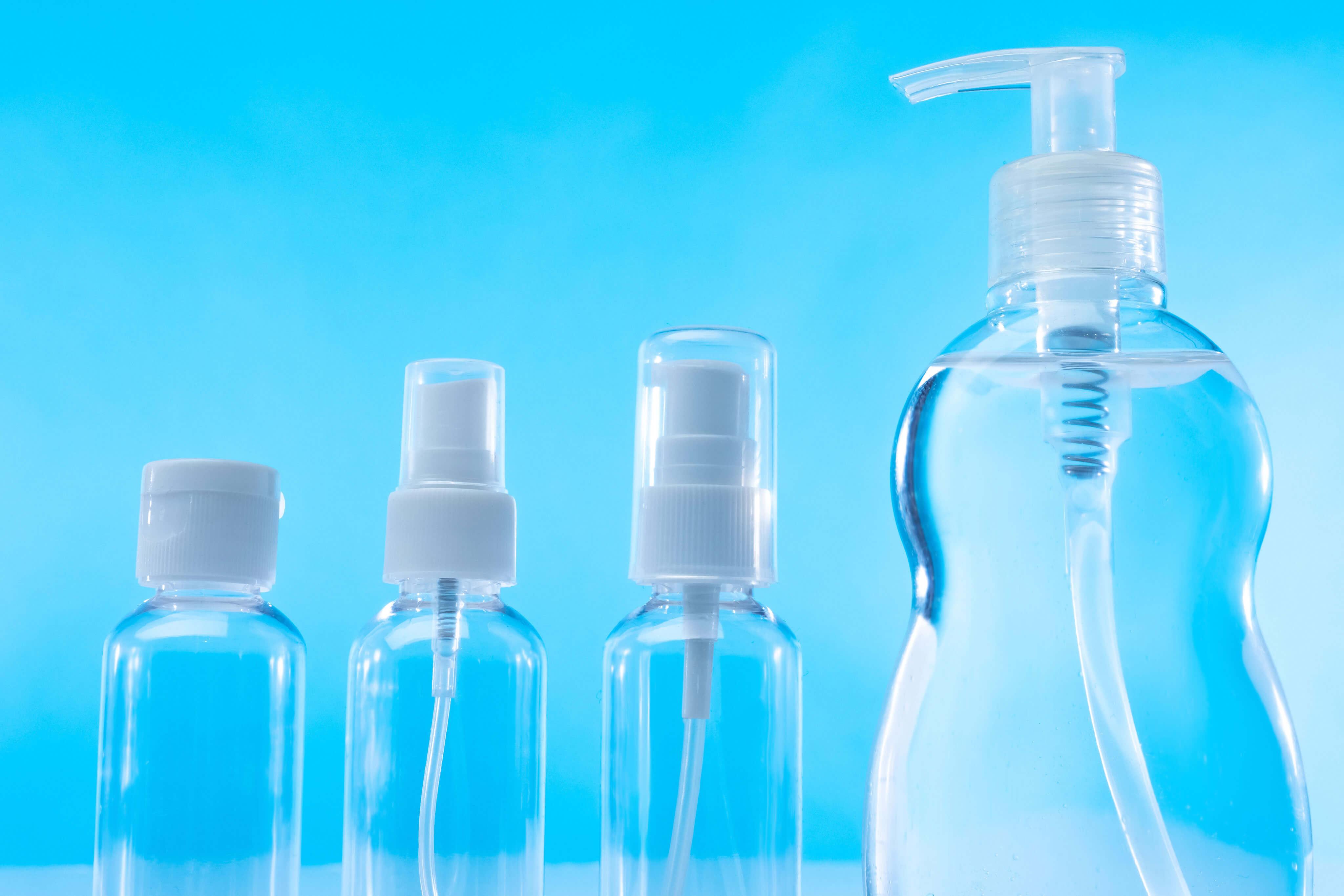 Desinfektionsmittel im Grosshandel