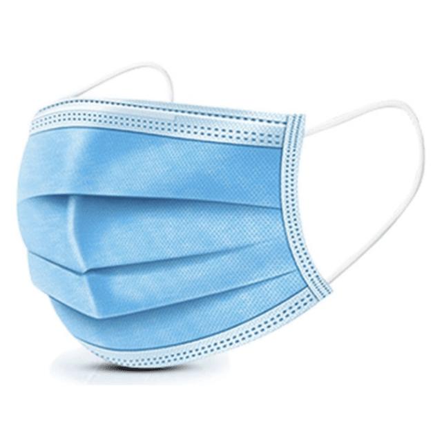 3-lagige Atemschutzmaske