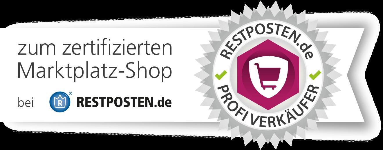 RESTPOSTEN.de Shop Badge