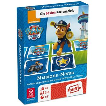 ASS Altenburger - Paw Patrol: Missions-Memo