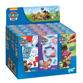 Paw Patrol - Mini Kreativset - 12er Display (3-fach Sortierung)