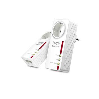 Powerline AVM FRITZ!Powerline 1220E Set (1000MBit) retail 20002737