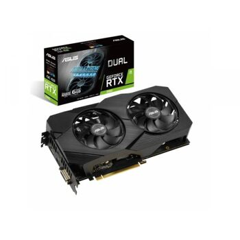 Asus VGA GeForce® RTX 2060 6GB Dual Advanced EVO 90YV0CH3-M0NA00