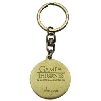 """GAME OF THRONES - Schlüsselanhänger """"Lannister"""""""