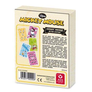 Disney Mickey Mouse - Mickey Romme - Retro-Edition