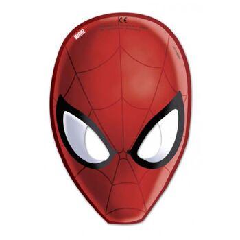 Ultimate Spiderman Web Warriors - 6 Masken