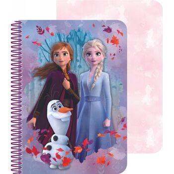 Disney Frozen 2 / Die Eiskönigin 2 - Notizbuch A5