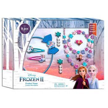 Disney Frozen 2 / Die Eiskönigin 2 - Accessoires-Set 8 -tlg.