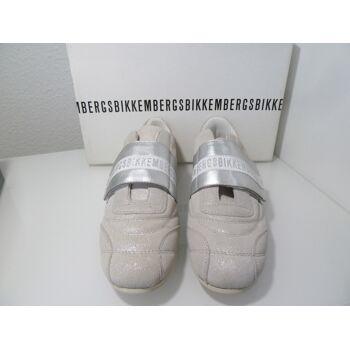 Bikkembergs Sneaker weiß/silber BKJ101743 Gr.36